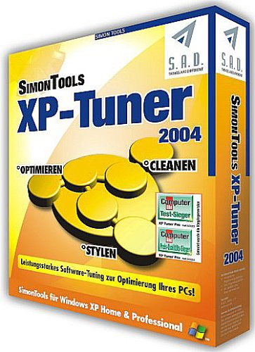 SimonTools XP Tuner 2004