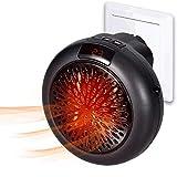 NLRHH Mini 1000W Power 360 Tapón Giratorio Calentar al Instante Calentador de Pared en Miniatura P 20 Peng