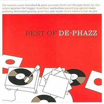 Best Of De-Phazz: Beyond Lounge