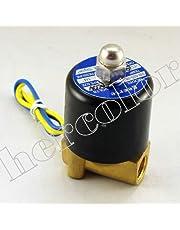 12 V DC 1/4 tum magnetventil för tågvatten luftledningar