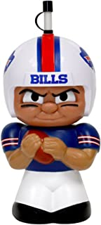Party Animal NFL Big Sip, 3D Football Player Shaped Water Bottle, 16oz
