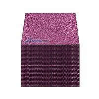 32 ピース 紫の 防音断熱音消音アコースティックパネル 300 x 300 mm SD1093