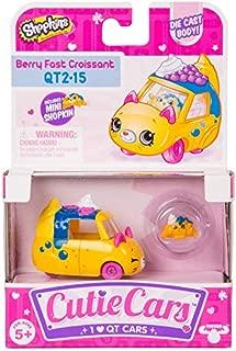 Berry Fast Croissant Die Cast Cutie Car #QT2-15