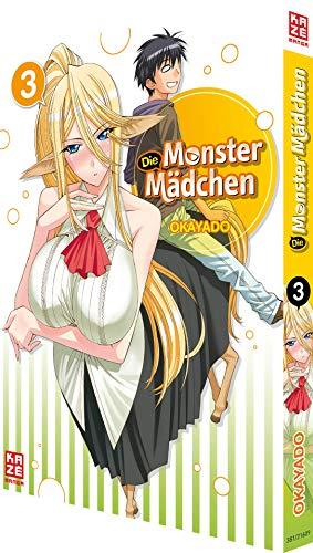 Die Monster Mädchen - Band 03