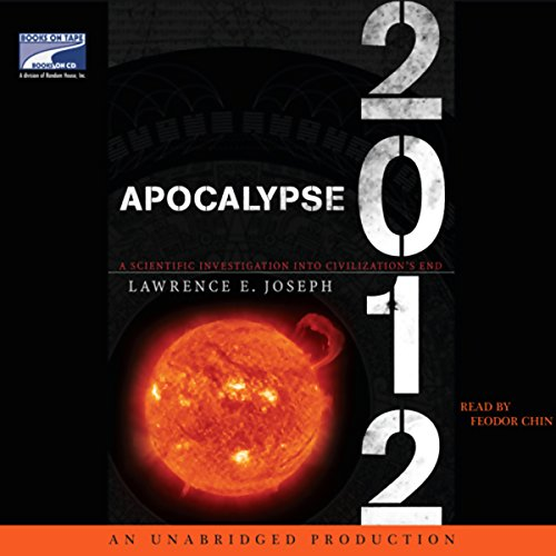 Apocalypse 2012 audiobook cover art
