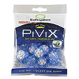 フットジョイ ナイキ ソフトスパイク Softspikes PIVIX(ピヴィックス) ブルー NEW FTS3.0(18個入) スパイク鋲 US純正品 SSPVFZCL-BL