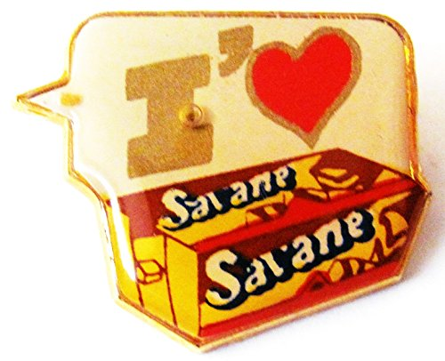 Savane - I´ Love - Pin 27 x 23 mm
