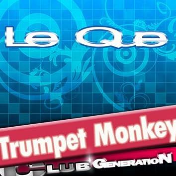 Trumpet Monkey