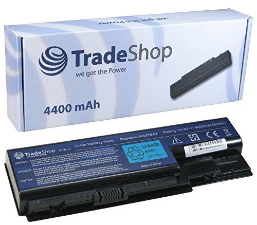 Hochleistungs Laptop Notebook AKKU 4400mAh für Packard Bell EasyNote LJ61 LJ63 LJ65 LJ67 LJ71 LJ73 LJ-61 LJ-63 LJ-65 LJ-67 LJ-71 LJ-73 eMachines E510 E-510 E520 E-520 G420 G-420 G520 G-520 G720 G-720 G-720 G-720