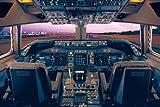 Educational - Bildung Flugzeug - Airplane-Boeing 747-400