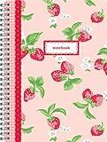 Cath Kidston Strawberries Notebook