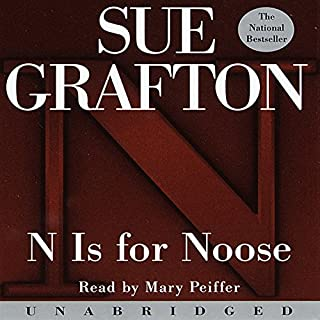 N is for Noose audiobook cover art