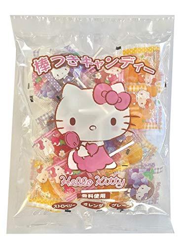 ニッシンドルチェ ハローキティ棒つきキャンディー 310g ×2袋