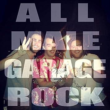 All Male Garage Rock