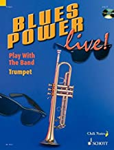 Blues Power Live! - Play with the Band: Trumpet