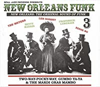 Vol. 3-New Orleans Funk [12 inch Analog]