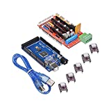 No application Piezas de repuesto de componentes electrónicos Impresora 3D Panel de control Accesorios Set PCB Motherboard Cable USB Diver Board Accesorios Set para impresoras 3D