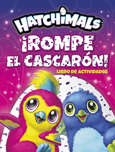 Break the shell! (Hatchimals Activities)