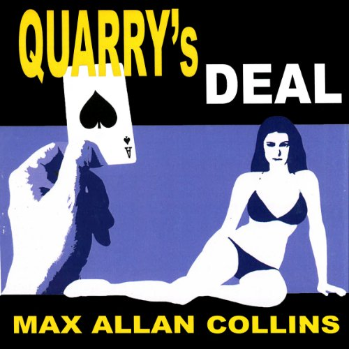 Quarry's Deal Audiobook By Max Allan Collins cover art