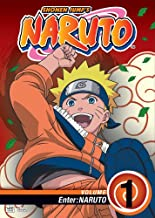 Naruto, Vol. 1 - Enter Naruto