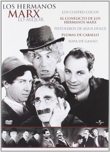 Pack Hermanos Marx (Dvd)