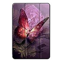 Fuleadture iPad Air 1/iPad Air保護ケース,指紋防止 三段角度調節 レザー 全面保護型 耐久性 三段角度調節 タブレットケース iPad Air 1/iPad Air Case-ac476