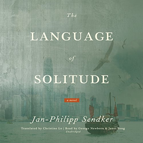 The Language of Solitude audiobook cover art