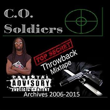Top Secret Throwback Mix Tape