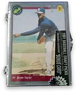 1991 Classic Draft Picks Set (MLB - Baseball - 50 Cards Factory Sealed)