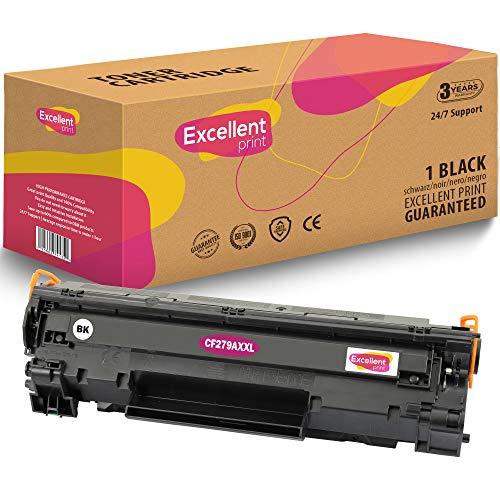 Excellent Print CF279A 79A XXL Compatible Cartucho de Toner para HP Laserjet Pro MFP M12 M12a M26nw