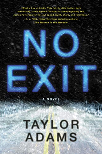 No Exit: A Novel (English Edition)