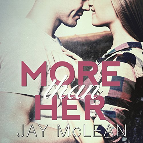 More Than Her audiobook cover art