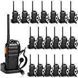 Retevis RT24 Walkie Talkie Recargable PMR446 sin Licencia 16