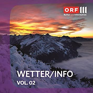 ORF III Wetter/Info, Vol. 02