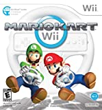 Nintendo Mario Kart: Bundle, Wii