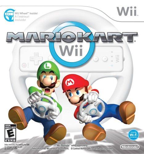 Mario Kart + Wii Wheel [import anglais]