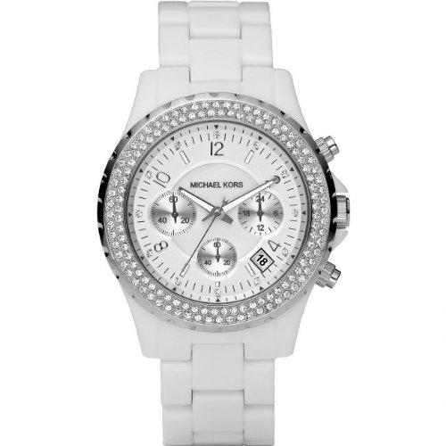 Michael Kors Glitz Acrylic Watch: Watches