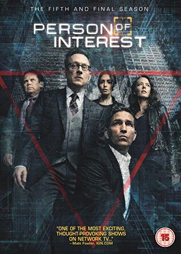 Person Of Interest S5 [Edizione: Regno Unito]