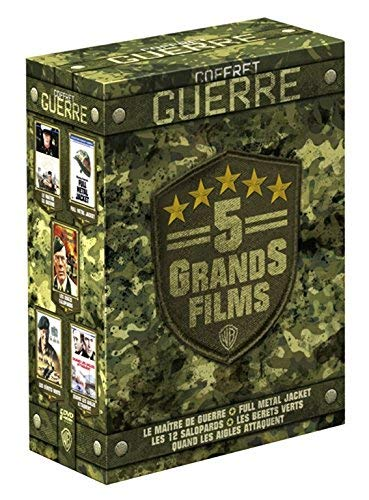 Coffret Guerre-5 Grands Films