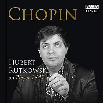 Chopin: Hubert Rutkowski on Pleyel