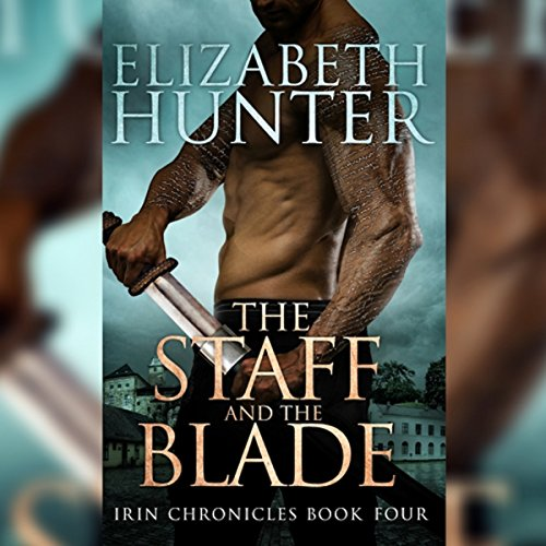 The Staff and the Blade audiobook cover art