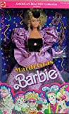 Mardi Gras Barbie Doll American Beauties Collection First Edition 1987 Mattel