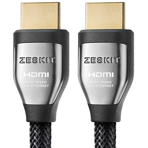 HDMI Cable 6#0397quot Cinema Plus 28AWG 4K 60Hz HDR 4:4:4 HDCP 22  Exceed HDMI 20 High Speed 2228 Gbps  Compatible with Xbox PS3 PS4 Pro nVidia AMD Apple TV 4K Fire Netflix LG Sony Samsung
