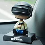 Front tray doubles up as a mobile holder. Stylized pop collectible action figure-cum-bubbleheads. Lovely car accessories to keep your boring journey alive and happy Material: vinyl, plastic Product Dimension: 8.7 x 7 x 11.9cm (LBH) Package Include: 1...