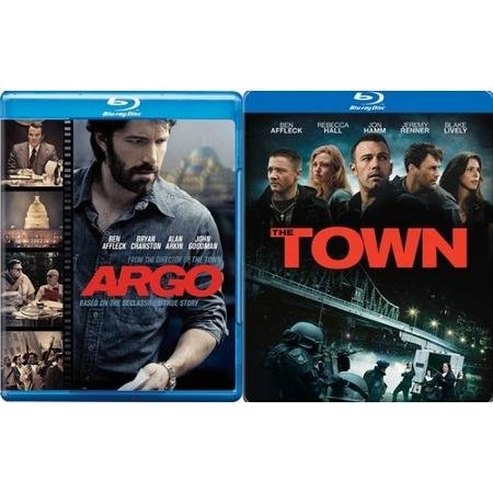 Argo / The Town (Double Feature) [Blu-ray]