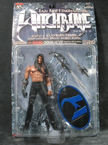 Witchblade Series 2 - Ian Nottingham