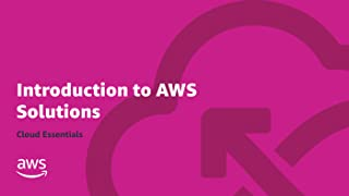 Introduction to AWS Solutions | Cloud Essentials Online Course | AWS Training & Certification