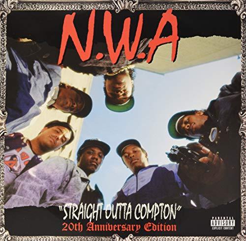 Straight Outta Compton - 20th Anniversary (2 Lp)