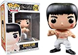 FUNKO - Enter The Dragon-Bruce Lee (White Pants) - Figura Multicolor, 32734