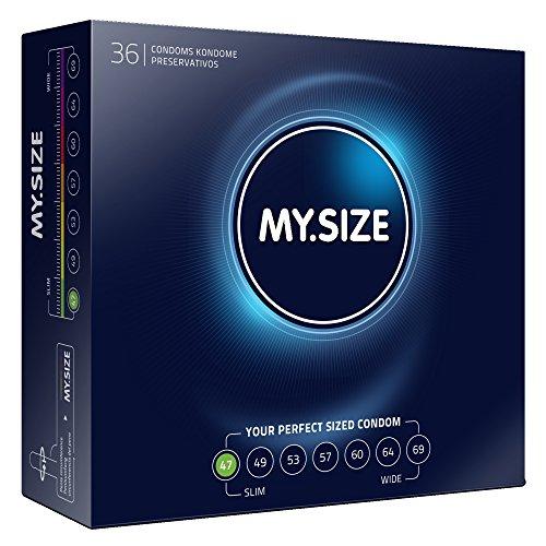 My.Size Kondome, 47 mm, 36 Stück
